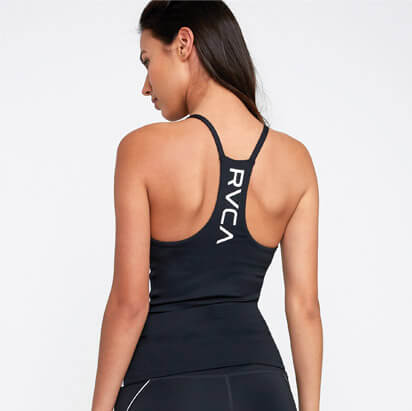 Woman's RVCA Workout Top